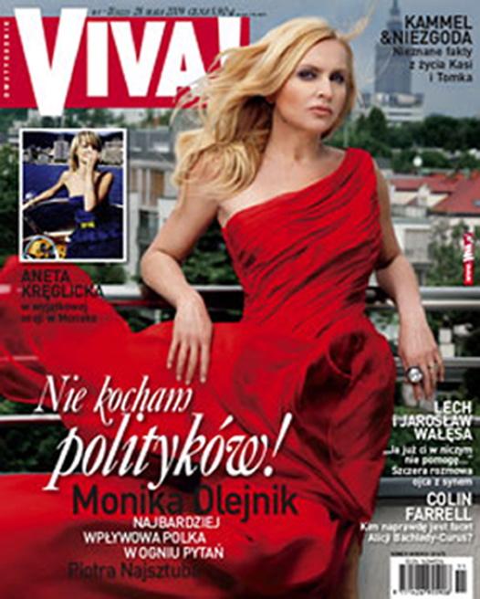 Monika Olejnika piękna jak nigdy