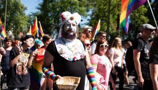 I Marsz Równości w Opolu w 2018 roku