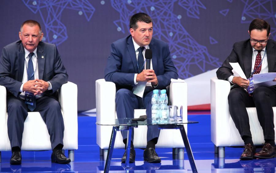 Marian Banaś, Leszek Skiba, Mariusz Golecki