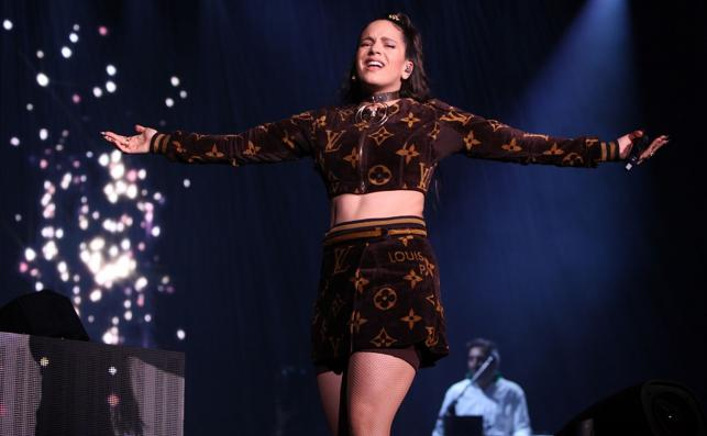 Rosalía na Open'er 2019