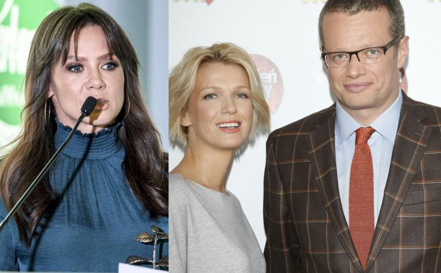 Kinga Rusin, Magda Mołek, Marcin Meller