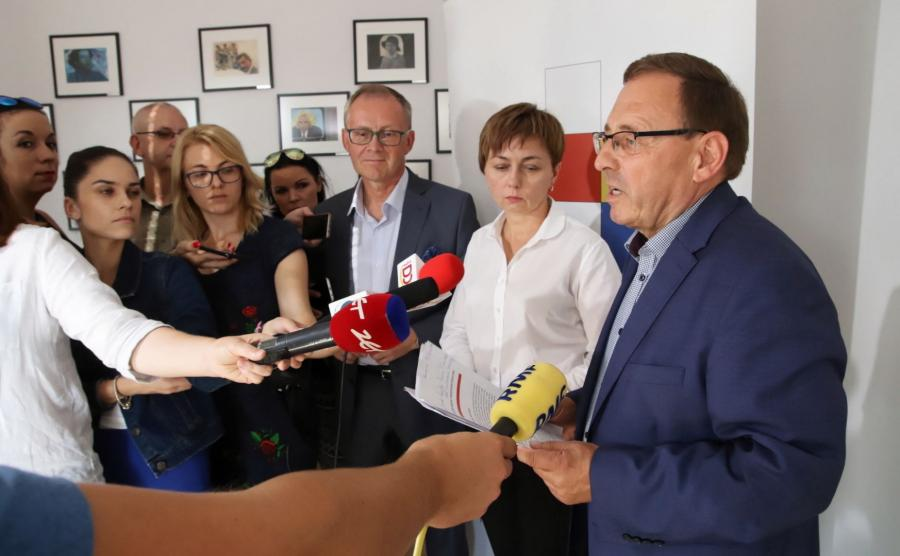 Zuzanna Donath-Kasiura, Ryszard Galla, Roman Kolek