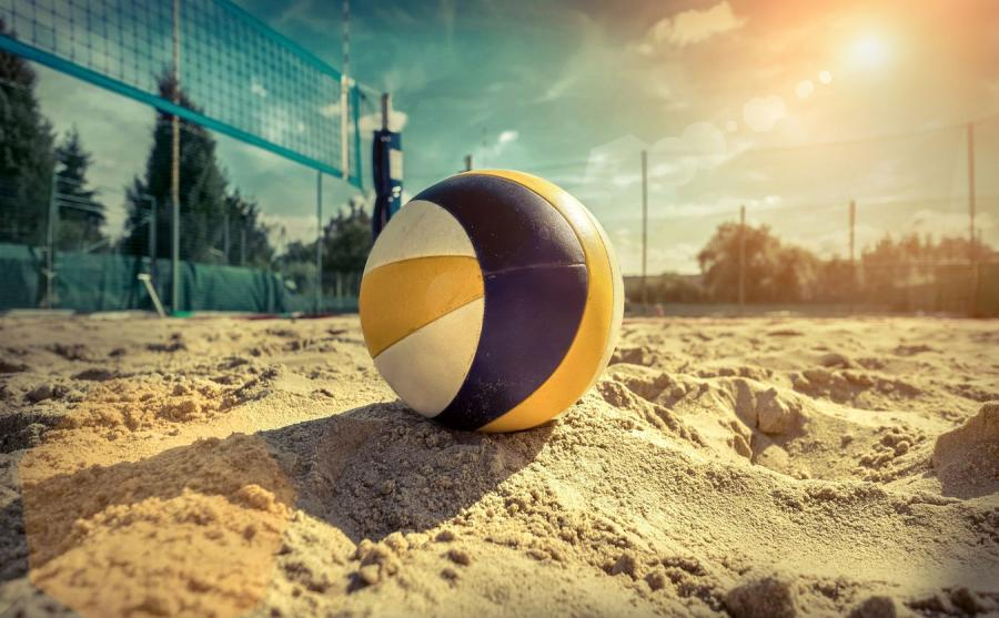 Siatkówka plażowa