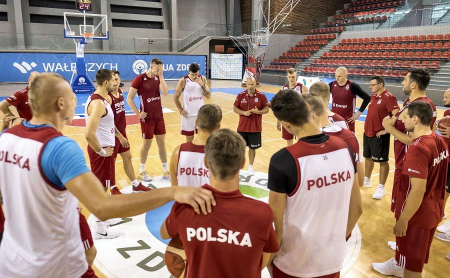 Zgrupowanie kadry w Wałbrzychu
