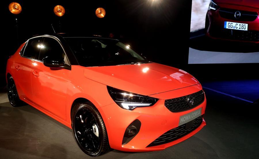 Corsa jest osadzona na nowej płycie podłogowej CMP, z której korzystają Peugeot 208 i DS 3 Crossback