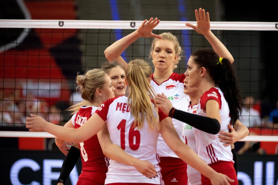 Polskie siatkarki pokonały Słowenię 3:0