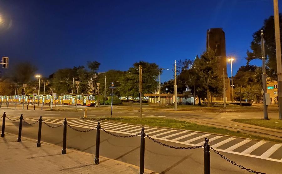 Zdjęcie wykonane telefonem Xiaomi Mi 9T - tryb nocny