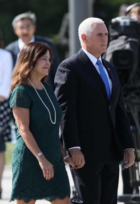 Mike Pence i Karen Pence