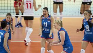 Serbki mistrzyniami Europy