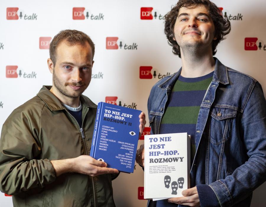 Jacek Baliński i Bartek Strowski