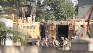 Tureccy żołnierze w Syrii