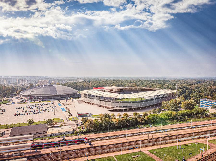 Stadion ŁKS Łódź