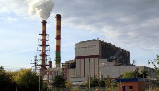 Elektrownia Ostrołęka, należąca do grupy Energa