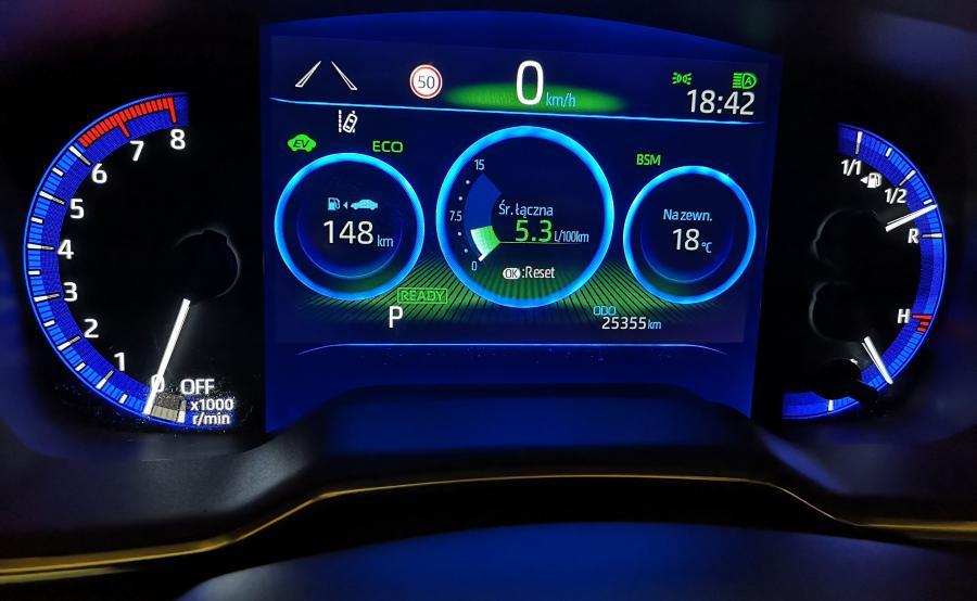 Toyota Corolla TS Kombi 2.0 Hybrid e-CVT