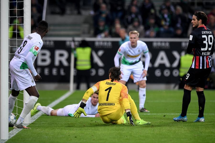 Borussia Moenchengladbach - Eintracht Frankfurt