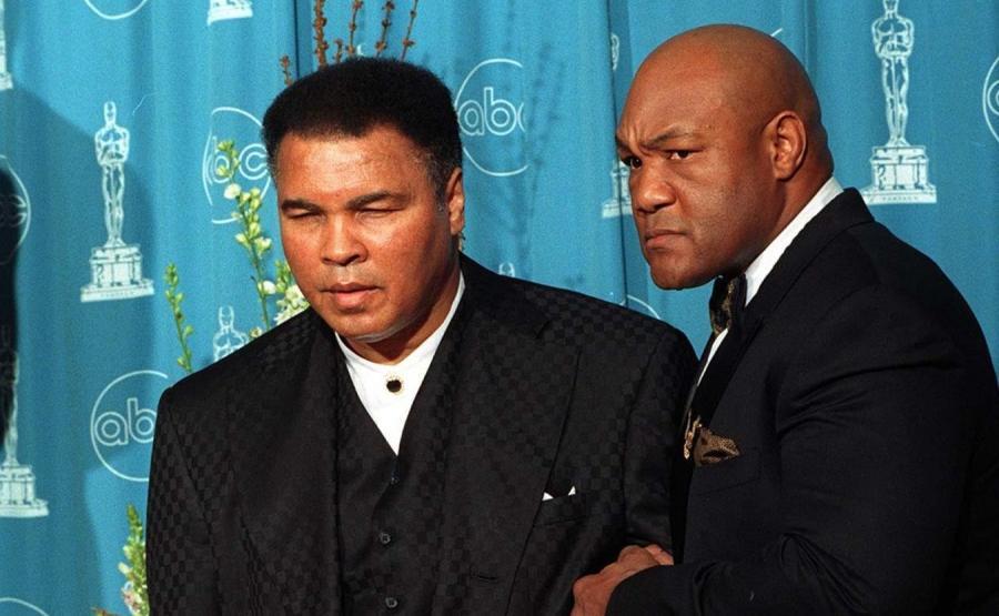 Muhammad Ali i George Foreman