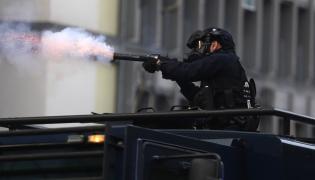 Policja w Hongkongu