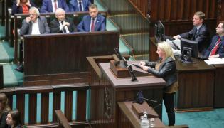 Iwona Hartwich w Sejmie