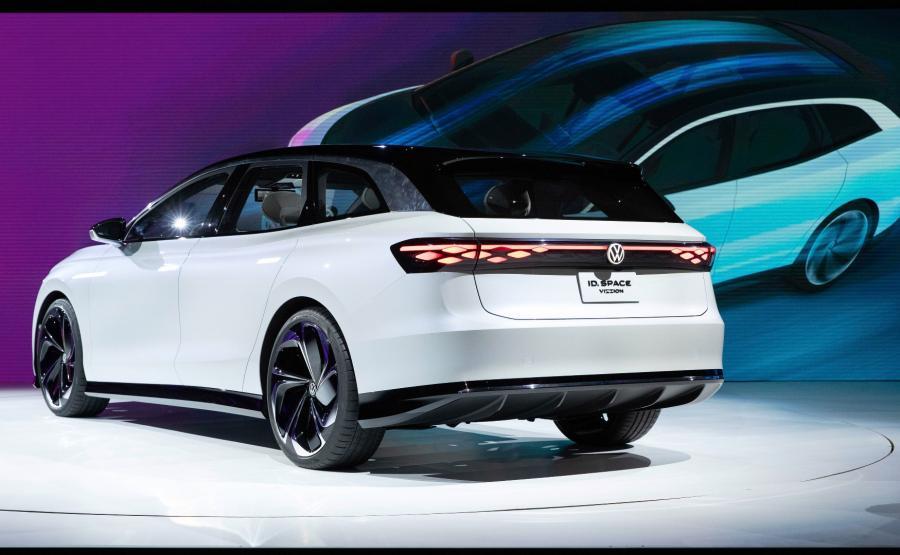 Volkswagen ID. SPACE VIZZION