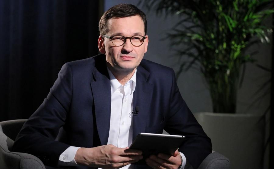 Premier Mateusz Morawiecki odpowiada na pytania internautów