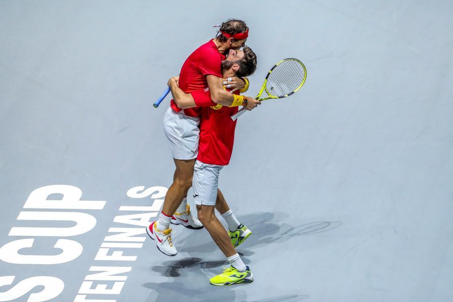 Rafael Nadal i Marcel Granollers