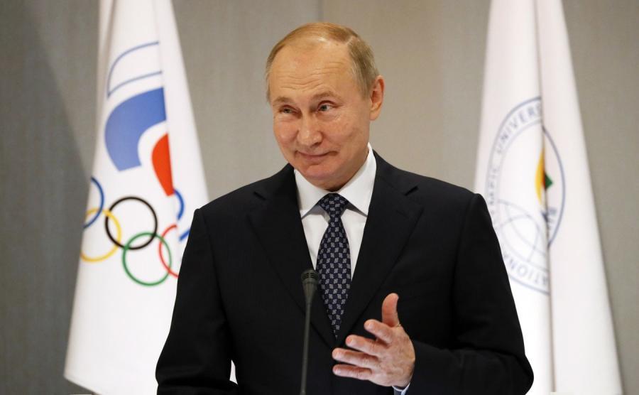 Prezydent Putin