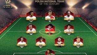Jedenastka stulecia (pzpn.pl)
