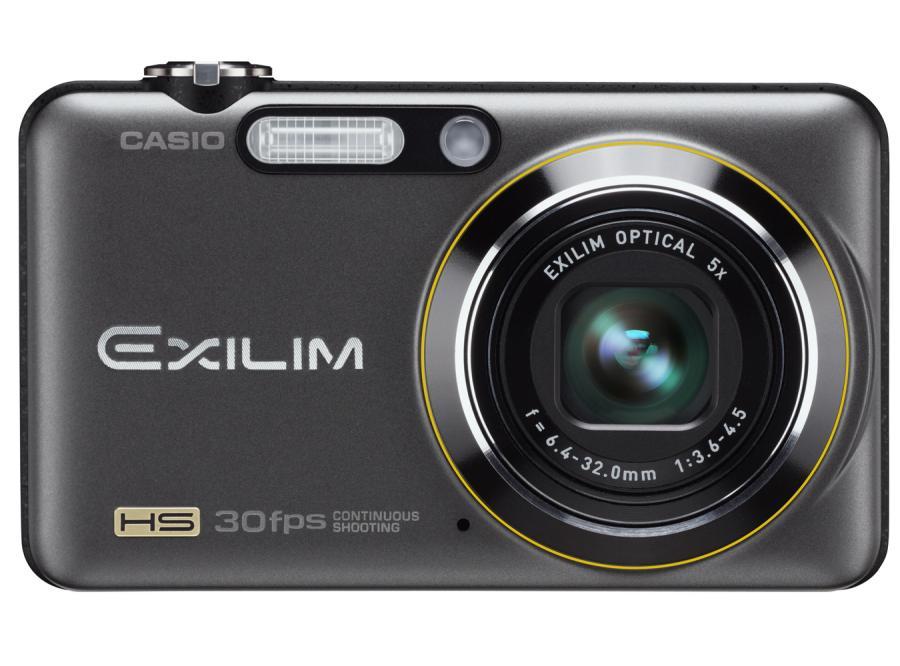 Demon szybkości od Casio sfotografuj, czego nie zobaczy oko