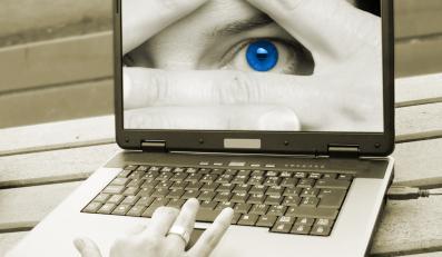 Korzystanie z obserwowanego laptopa