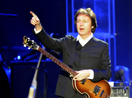 Obama wielbicielem McCartney\'a