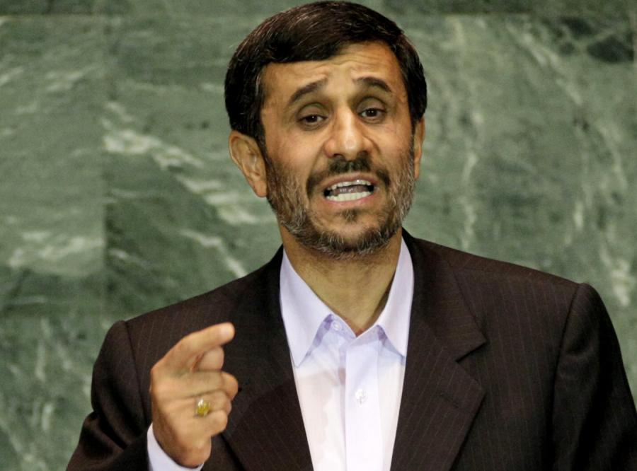 USA i Izrael chcą powstrzymać forsowany przez prezydenta Mahmuda Ahmadineżada program zbrojeń nuklearnych