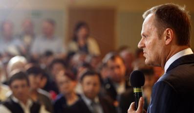 Znany pisarz: Jestem wściekły na premiera