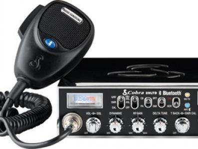 Pierwsze CB radio z bluetooth