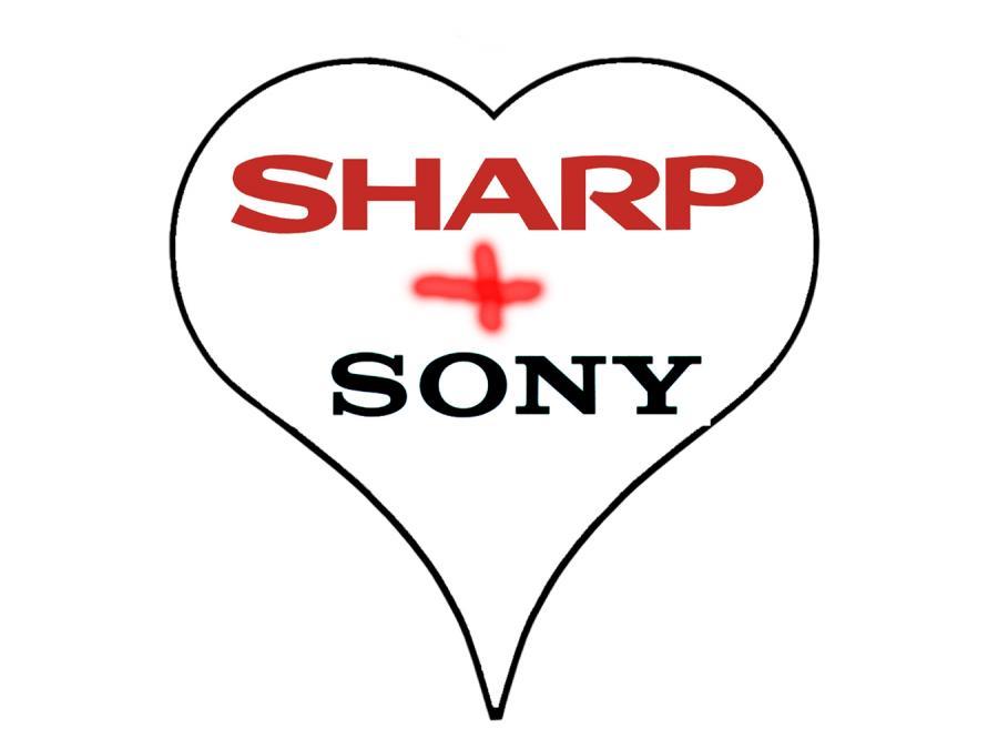 SONY będzie miało telewizory z matrycami Sharpa