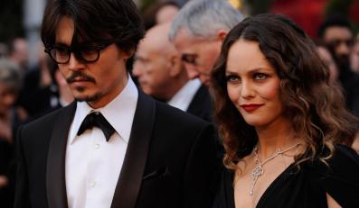 Vanessa Paradis i Johhny Depp