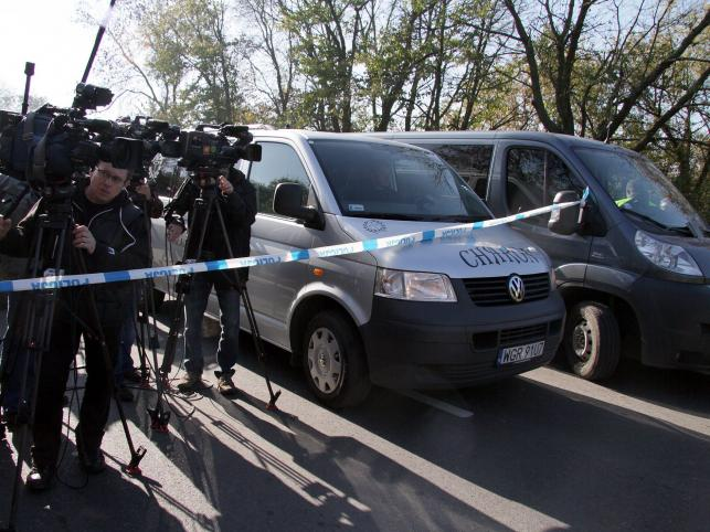 Koszmarny wypadek w Nowym Mieście nad Pilicą na Mazowszu