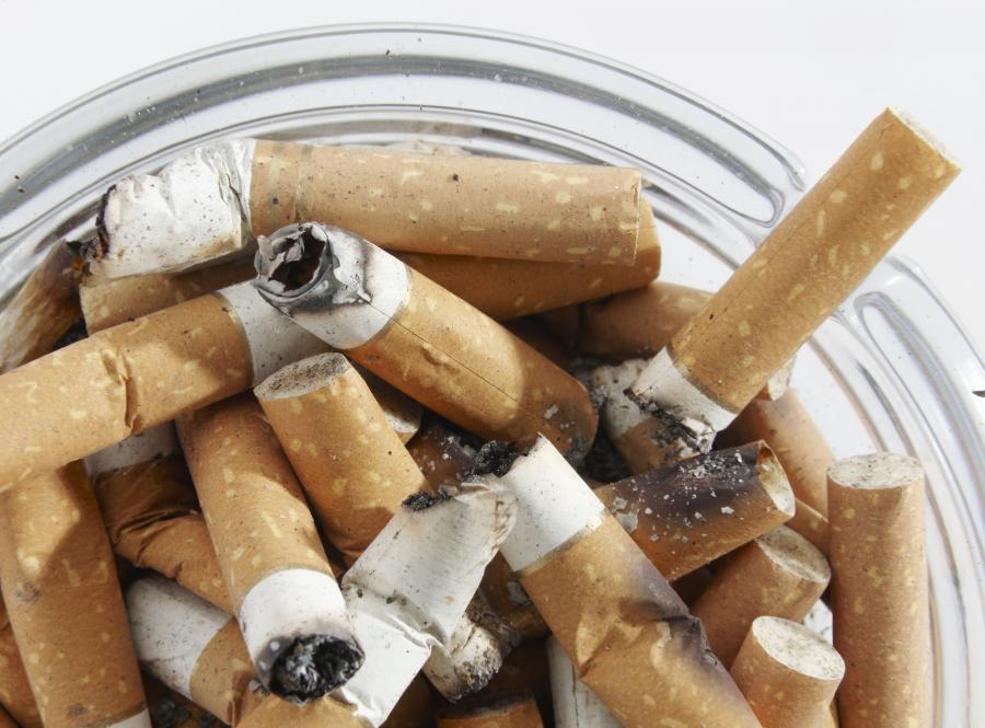 Rzucasz palenie? Uważaj na kilogramy