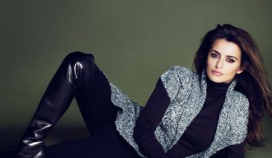 Penelope Cruz mimo skończonych 37 lat jest piękną kobietą.