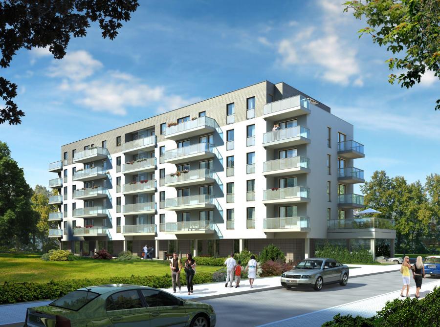 W budynku przy ul. Krasińskiego będą 42 mieszkania