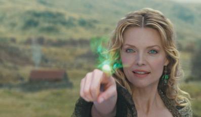 """Czarownica Michelle Pfeiffer w """"Gwiezdnym pyle"""""""