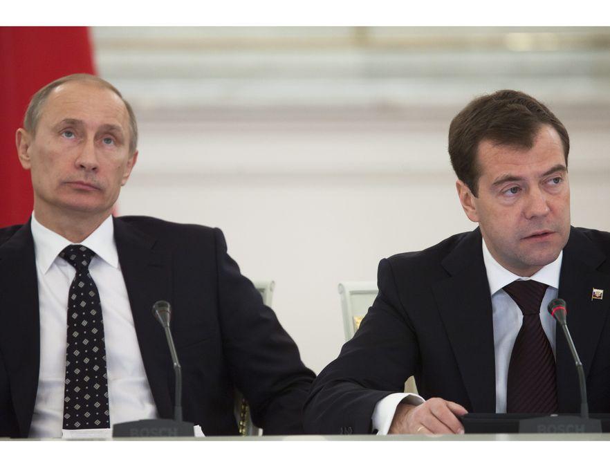 Prezydent zganił Putina. Za \