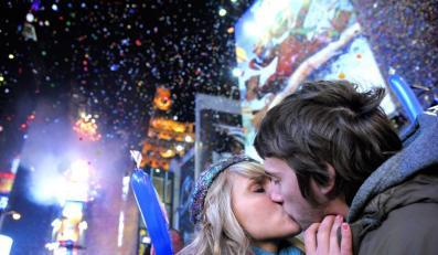 Ponad milion ludzi powitało Nowy Rok na Times Square