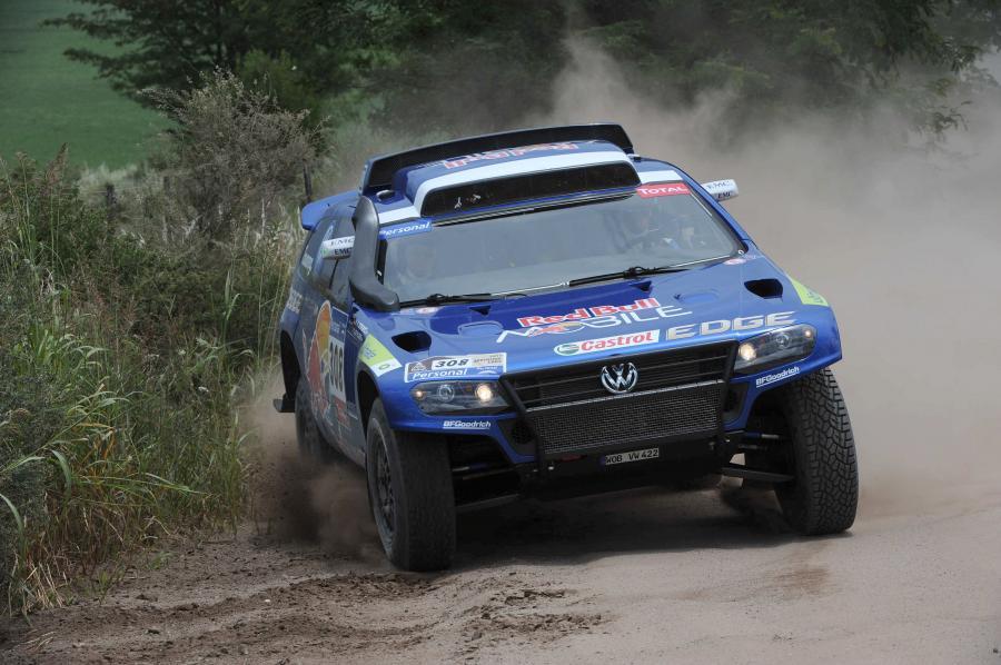 Rajd Dakar - VW królem. A Polacy?