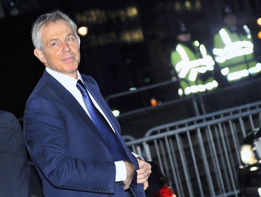 Blair znów tłumaczy się z inwazji na Irak