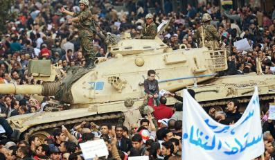 Tunezja, Egipt... To nie koniec rewolucji?