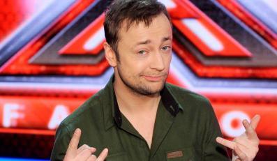 """Czesław Mozil w show """"X-Factor"""""""