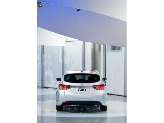 Nowy Hyundai i40