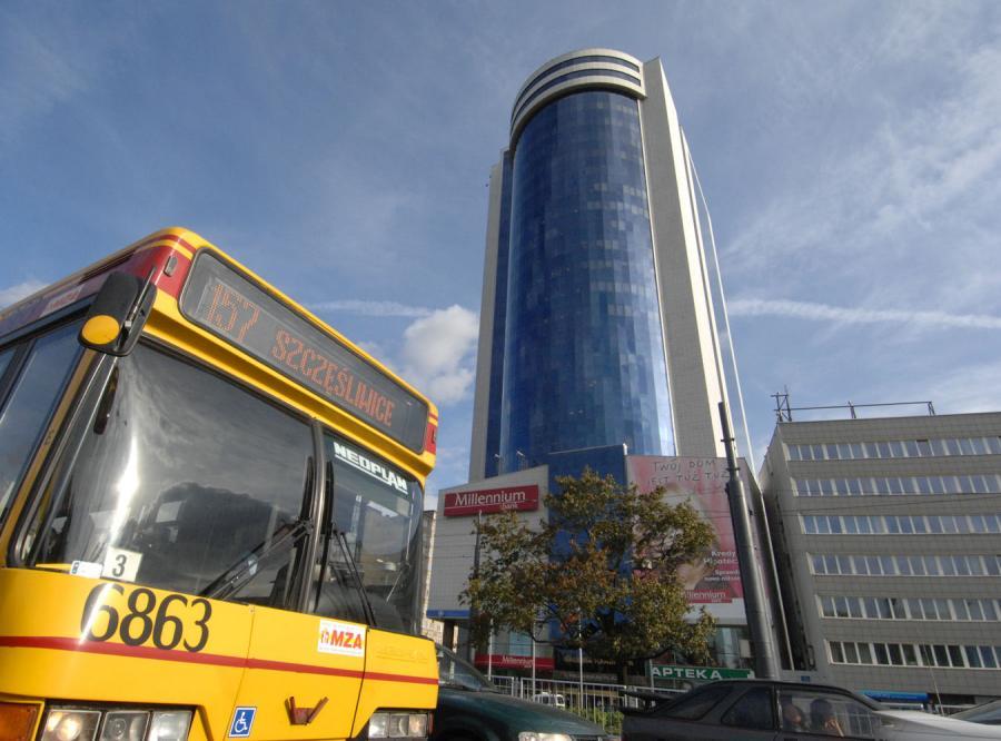Atlas Estate dopina sprzedaż wieżowca Millennium Plaza
