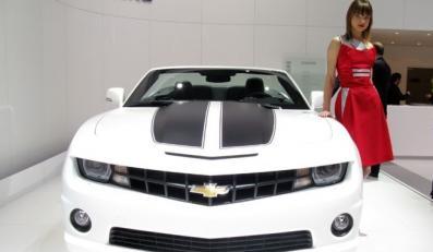 Chevrolet Camaro kabrio