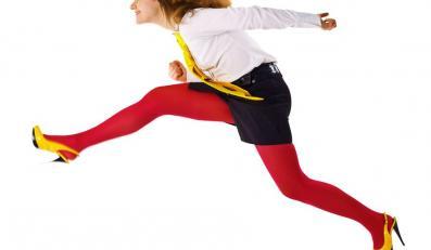 Bieganie poprawia nastrój